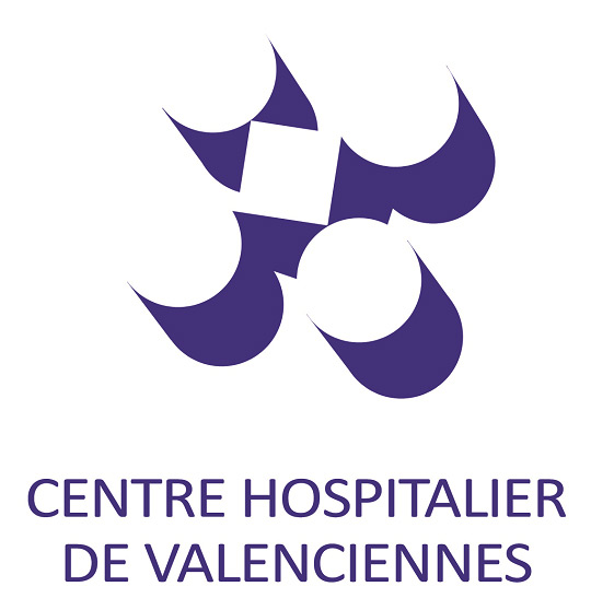 Logo centre hospitalier de Valenciennes